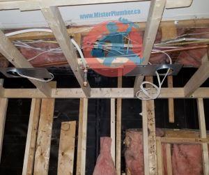 Rain-shower-head-pipe-installation-s