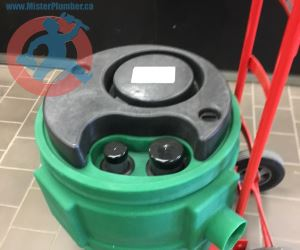 Sewage-pit-with-pre-installed-pump-s