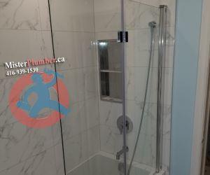 Shower renovation project