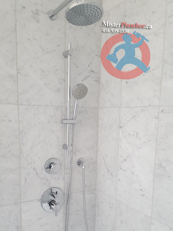 Shower tap and accessories