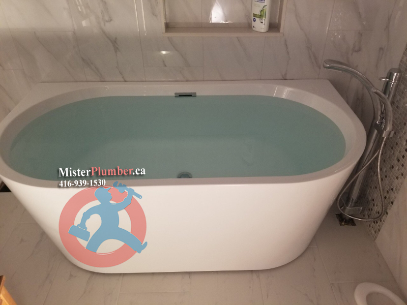 Free Stand Bathtub