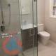 Modern washroom in Toronto