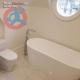 Modern washroom plumbing fixtures