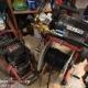 Clogged drain power flush in Toronto basement