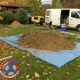 Digging to upgrade water line in Mississauga by Mister Plumber